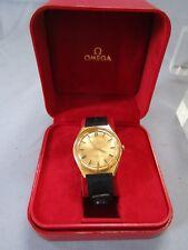 OMEGA CONSTELLATION Automatik Chronometer Cal. 551 vergoldet sehr guter Zustand