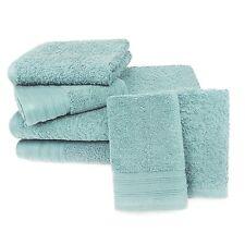 Kaufman - Zero Twist JacquardBath Towel Set. 2 Bath, 2 Hand & 2 Wash Towels- STB
