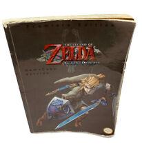 Legend Zelda Twilight Princess Premiere Prima Strategy Guide Nintendo Gamecube
