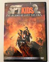 Spy Kids 2: Island of Lost Dreams (DVD, 2003, Widescreen)