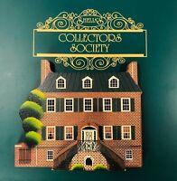 Shelia's Historic Savannah Isaiah Davenport Replica House Autographed