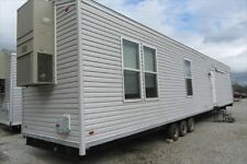 2015 FURNISHED 1BR/1BA 8x48 FEMA HUD Mobile Home-A/C-Compare Stone Canyon Cabins
