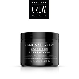 American Crew Lather Shave Cream 250 ml