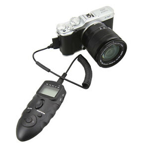 IR Timer Remote Receiver For SAMSUNG NX500 NX200 NX300M NX20 NX30 MT-636 SR2Nx02