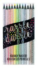 Razzle Dazzle Colored Pencils,  Set of 12, International Arrivals / OOLY