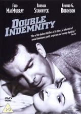 Double Indemnity [DVD], Very Good DVD, ,