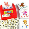 Kids Children Educational Toy Fun Learning English Spell Word Game Platter Gift