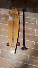 Longboard skateboard complete Kahuna Haka From Kahuna Creations And Stick..