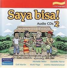 Saya Bisa! 2: Audio CDs by Michelle Miller Indonesian Language Teacher Resource