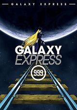 Galaxy Express 999 Complete Anime Movie Box / DVD Set NEW!