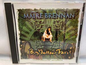 MAIRE BRENNAN Big Yellow Taxi CD (PROMO Single)