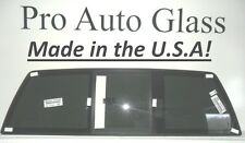 99-07 Chevy Silverado Sliding Rear Window Back Glass Slider Tinted OEM DB9795YPY