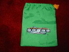 Original Gogos Crazy Bones evolución verde bolsa de almacenamiento (serie 2)