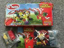 NEW K'nex Stompin Dinosaur Knexosaurus Make It Move 8+ Building System