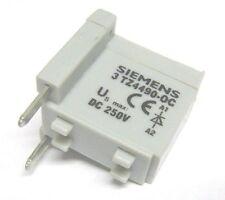 Diodo per contattori SIMICONT Siemens  3TZ4490-0C,  12-250 Vdc