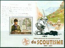 2017 MS #1 110th Anniversary Scout movementrobert baden powell400183