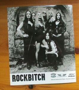 Rockbitch  4.9 x 5.9 promo photo- photo - thorsten eichhorst
