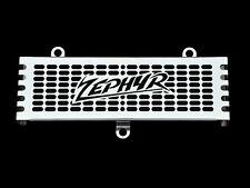 KAWASAKI ZEPHYR 1100 (1992 - 1999) Acciaio Inox Griglia radiatore COVER
