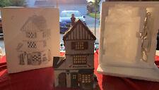 "Department 56 Heritage village Collection Dickens Village ""Poulterer� 5926-9"