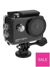 Kitvision Escape HD5W 1080p Waterproof  Wi-Fi Action Camera (Black)
