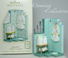 2007 Hallmark Spa Day Barbie Keepsake Ornament Girlfriends Bachelorette NIB