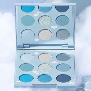COLOURPOP EYESHADOW PALETTE CLOUD BLUE ~ BRAND NEW NO BOX