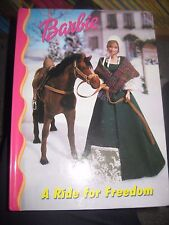 A Ride for Freedom (Barbie Series)  children's book