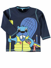 name it  Biber Langarmshirt La-Shirt Gr.80  Neu