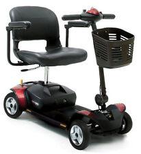 GO GO Elite Traveller Mobility Scooter 4 Wheel New