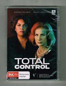 Total Control Dvd TV Drama Series 2-Disc Set - Brand New & Sealed