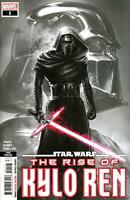 Star Wars Rise Of Kylo Ren #1 Cover G 3rd Print Clayton Crain Variant Cover