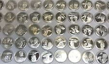 More details for raf museum history of aviation silver proof medal collection very scarce coin cc