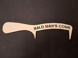 BALD MANS COMB - 300mm x 71mm x 3mm