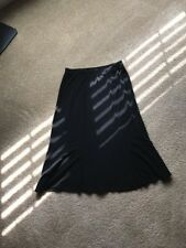 West End Black Skirt Size S