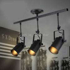 Contemporary Track Rotational Bar 3 Way Spotlight Bar Kitchen Ceiling Spot Light