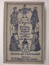A History Of Everyday Things In England 1066 - 1499 (Orford Castle, Dress, Food)