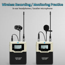 DSLR Camera Wireless for Outdoor Recording, Interview, Video Shooting Microphone