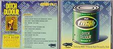 FMQB Ditch Dujour November '97 WXDX 105.9 Rock CD Promotional Sampler - 1213