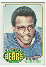 1976 TOPPS WALTER PAYTON ROOKIE CARD #148! EX+!! HALL OF FAME! BEARS! FREE SHIP!