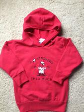 Strokers Dallas Rick Fairless Kids Toddler Boy's Hoodie Sweatshirt 2T WCC