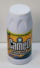 2 Pack Cameo Copper, Brass, Porcelain Cleaner Works on Porcelain Sinks & Tubs
