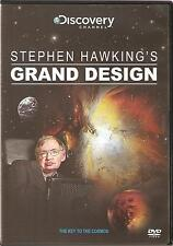 STEPHEN HAWKING'S GRAND DESIGN - THE KEY TO THE COSMOS DVD