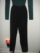 JESSICA HOLBROOK * Black STRETCH Trousers PANTS * sz 6 * Career / Dress / Casual