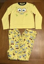 Spongebob Squarepants Kids Pajamas XL