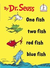 One Fish Two Fish Red Fish Blue Fish (I Can Read It All by Myself) by Dr. Seuss,