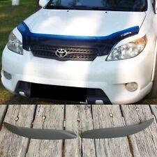 Fit For Toyota Matrix 2003-2008 Headlight Eyelashes Eyebrows Eyelids Eye Line