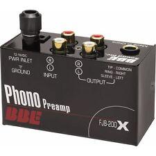 Preamp de phono