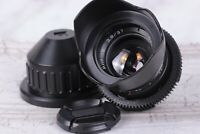 Cine mod lens Mir-1B 37mm F2.8 PL mount  ANAMORPHIC RED One Alexa ARRI CINEMA