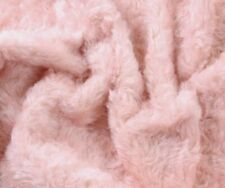NEU & WOW: Helmbold-Mohair, 20 mm Flor, rosé gewirbelt