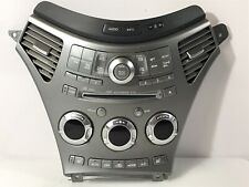 """G129A"" 06-10 Subaru Tribeca OEM Radio Climate Control Panel"